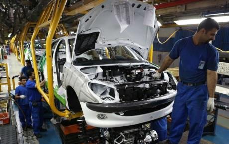 افزایش ۲۰ درصدی تولید خودروسازان