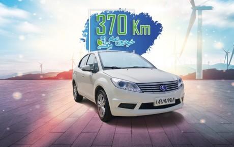 اولین خودروی تمام برقی بازار ایران معرفی شد