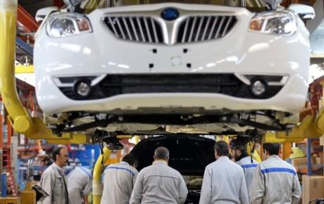 تولید بیش از ۳۷ هزار دستگاه در پارس خودرو