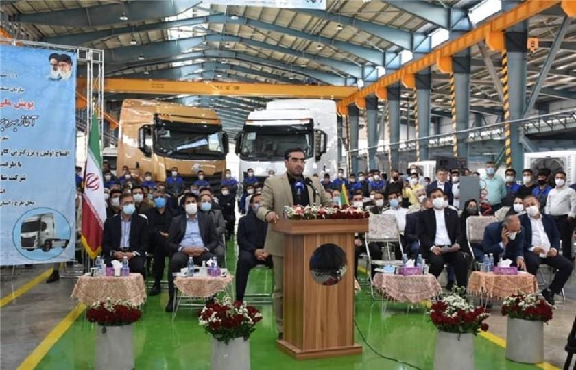 رشد 12.5 درصدی تولید خودروهای سنگین
