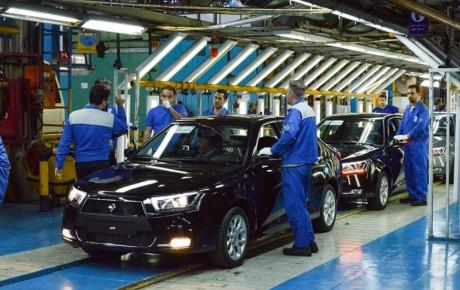 رشد ۳۲ درصدی تولیدات ایران خودرو