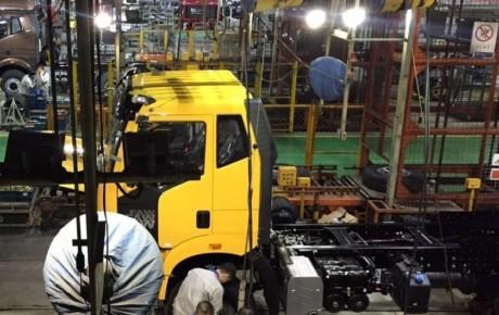 رشد ۳۲ درصدی تولید خودروهای تجاری