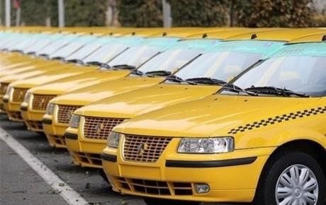 شماره گذاری ۵۰۰۰ تاکسی با استاندارد یورو ۴
