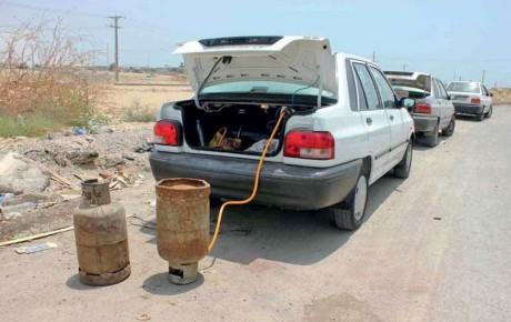مخازن غیر مجاز و بمبهای متحرک در خیابانها
