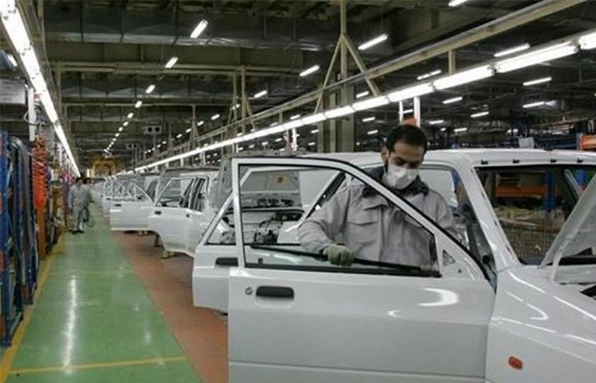 40 درصد تولیدات خودروسازان به طرح های فروش اختصاص یابد