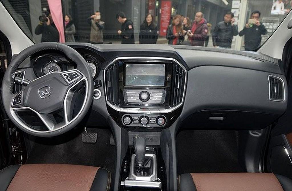 s350 interior