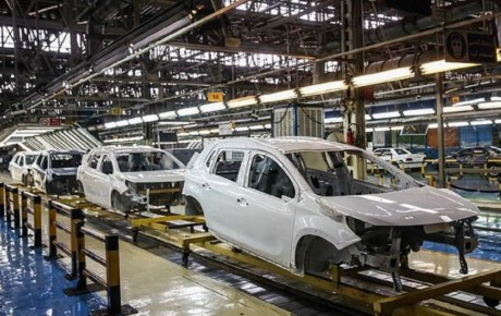 افزایش ۳۹ درصدی تولیدات ایران خودرو