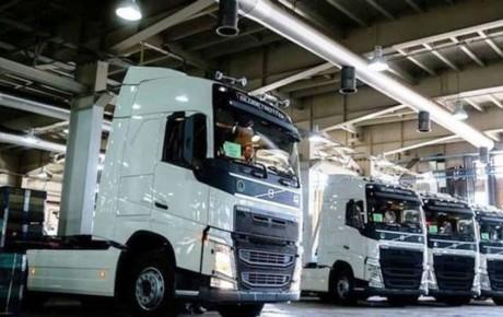 رشد تابستانه تولید خودروهای سنگین