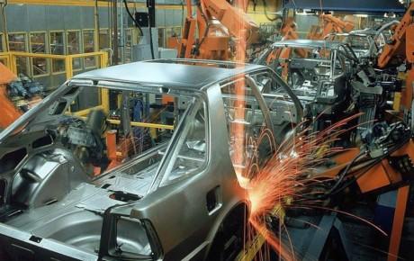 رشد تولید انواع خودروها