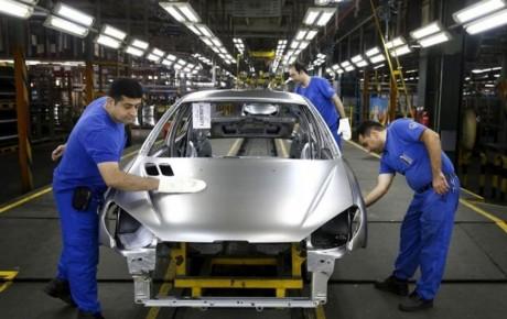 رشد ۲۳ درصدی تولید خودرو در نیمه اول سال ۹۹