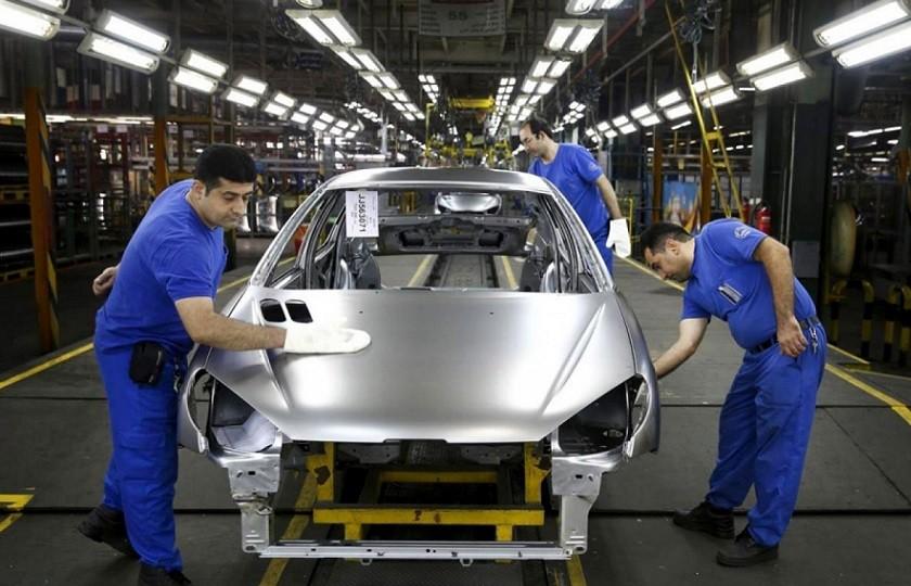 رشد 23 درصدی تولید خودرو در نیمه اول سال 99