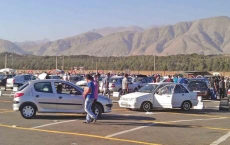 روند افزایش قیمت خودروها متوقف شد