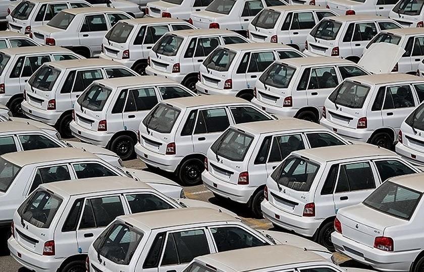 شماره گذاری خودروهای صفر در کارخانه انجام می گیرد