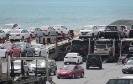 قلب تپنده ترانزیت خودروی ایران
