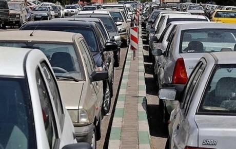 ممنوعیت تردد خودروها در ۲۲ خیابان تهران