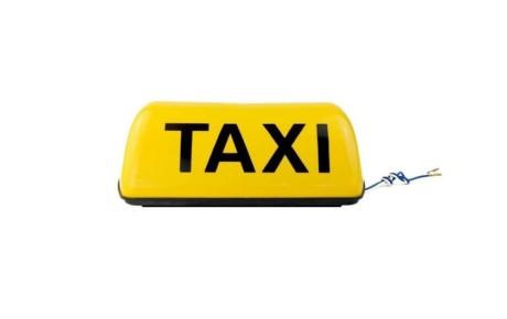 ممنوعیت نصب تابلوی آژانس روی سقف خودروهای شخصی