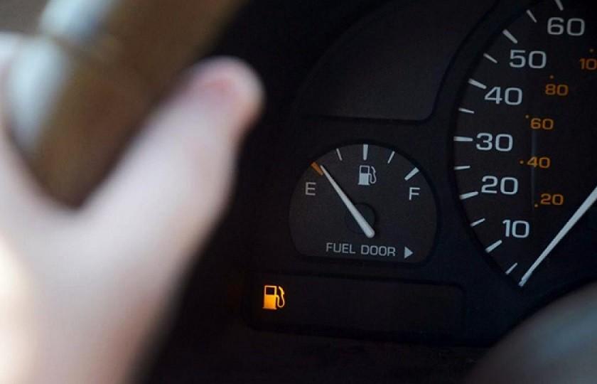 چراغ هشدار باک بنزین را جدی بگیرید