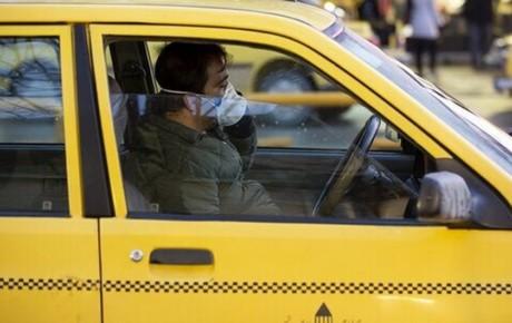 تخفیف انجام تست کرونا برای رانندگان تاکسی