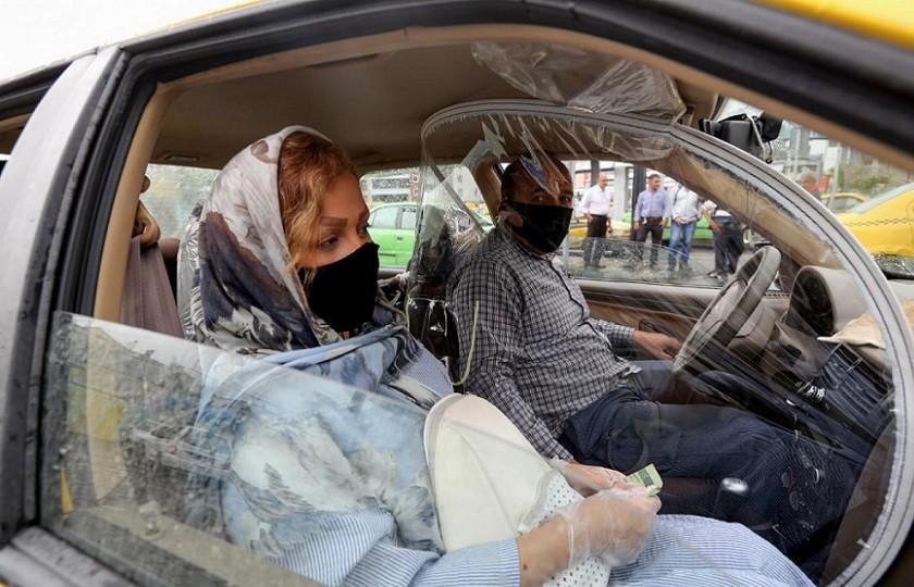 آمار فوت رانندگان تاکسی به دلیل کرونا