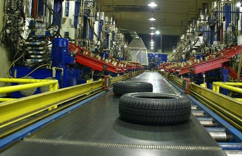 افزایش تولید تایر خودرو در 6 ماه نخست امسال