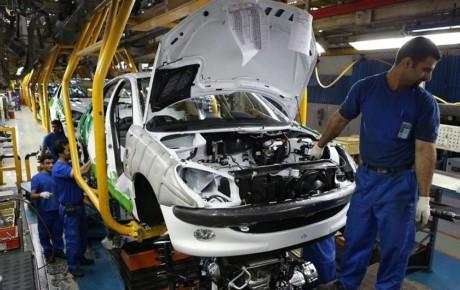 رسوخ قطعات ایران ساخت به صنعت خودروسازی