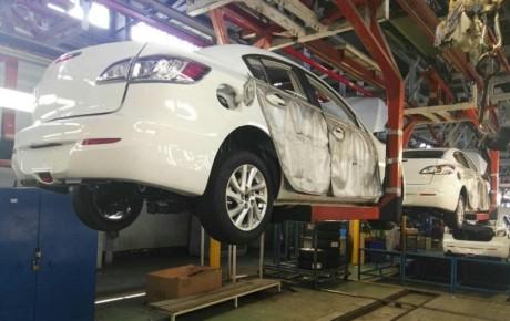 رشد ۲۳ درصدی تولید خودروسازان خصوصی