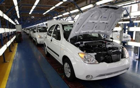 رشد ۲۳.۴ درصدی تولید خودرو