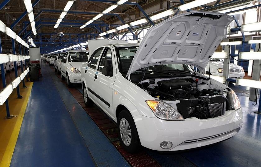 رشد 23.4 درصدی تولید خودرو