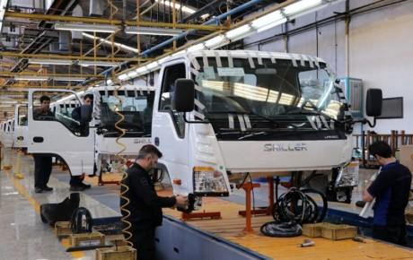 رشد ۵۵ درصدی تولید خودروهای تجاری