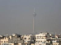 سه عامل اصلی آلودگی هوای پایتخت
