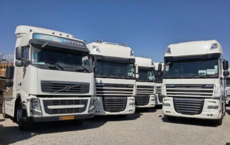 شرایط واردات کامیون کارکرده اعلام شد