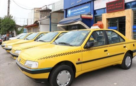نوسازی ۴۰ هزار دستگاه تاکسی با استاندارد یورو ۵