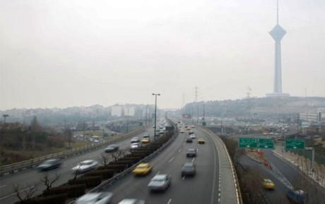 پیشنهاد جدید برای تردد خودروها در روزهای آلوده