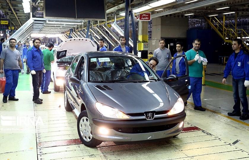کاهش ارزبری 138 میلیون یورویی در ایران خودرو