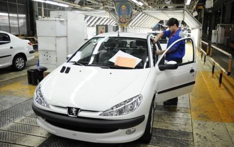 کاهش منابع درآمدی دولت از خودرو