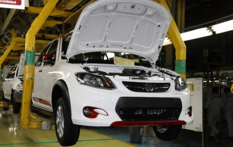 آمار تولید ۳ خودروساز بزرگ در ۷ ماهه امسال