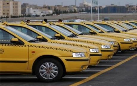 تحویل ۲ ماهه تاکسی های یورو ۵ پس از تکمیل ثبت نام