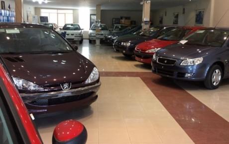 تعطیلی نمایشگاهداران خودرو از شنبه