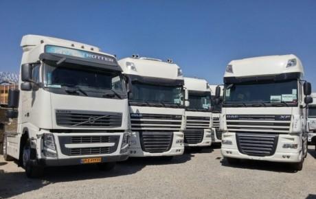 دستور رئیس جمهور برای ترخیص ۲۰۰۰ کامیون