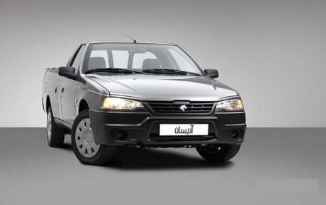 رشد تولید ۵۸ درصدی وانت در ایران خودرو