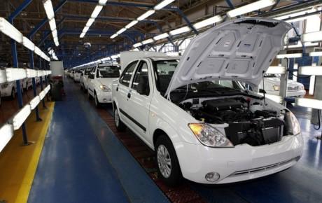رشد ۱۰ درصدی تولیدات خودروسازان طی ۸ ماه سال ۹۹