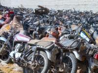 شرط معاینه فنی برای ترخیص موتورسیکلت های رسوبی