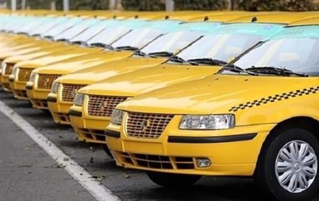 طرح نوسازی ناوگان فرسوده تاکسی با سطح آلایندگی یورو۵