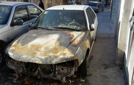 مجازات آتش زدن عمدی خودروی دیگران چیست؟