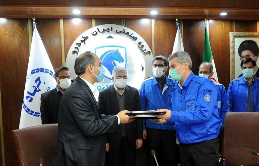 همکاریهای راهبردی ایران خودرو با دانشگاه تعمیق مییابد