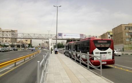 ورود نسل جدید اتوبوس های برقی به پایتخت