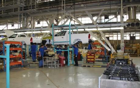 وضعیت تولید خودروهای تجاری تا پایان مهر