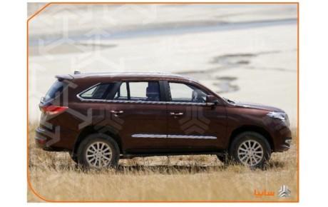 پروژه تولید اولین خودرو شاسیبلند آفرودی در سایپا آغاز شد