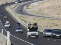 کاهش ۳۵ درصدی ترددهای جاده ای