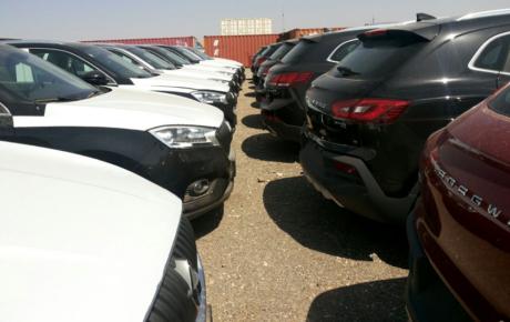 ترخیص ۹ هزار خودروی دپو شده در گمرک